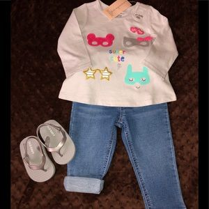 🆕 First Impression Baby Girl Set